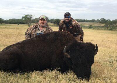 TX Buffalo Hunt