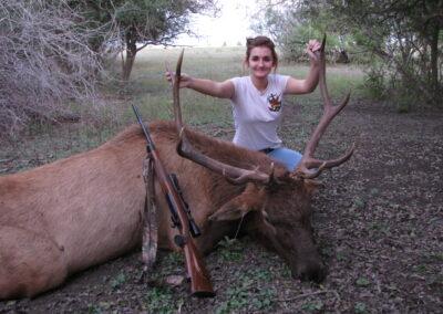 TX Elk Hunt