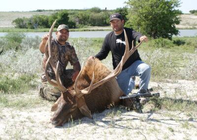 Texas Elk Hunt