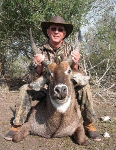 Waterbuck Hunt TX