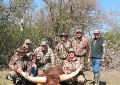 Watusi Hunt Texas