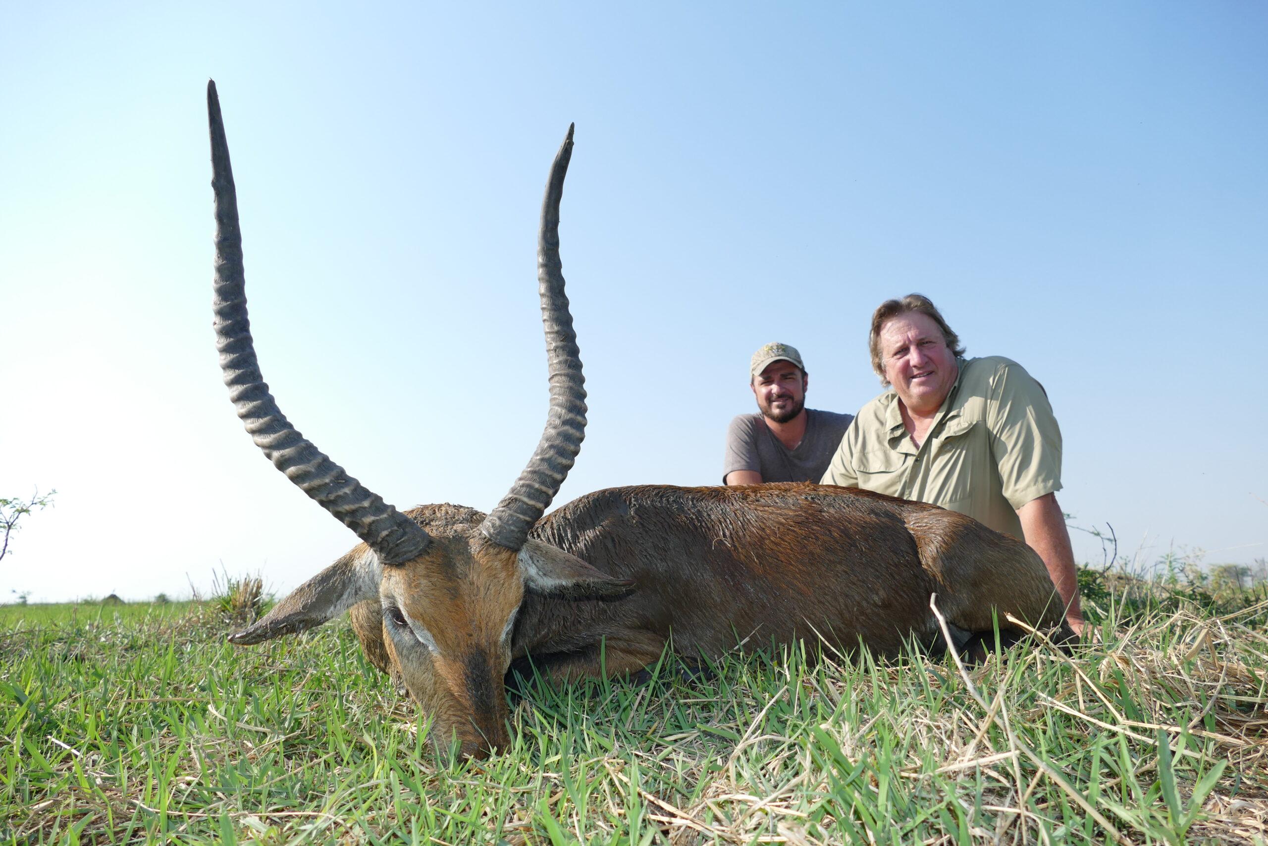 Texas Red Lechwe Hunting