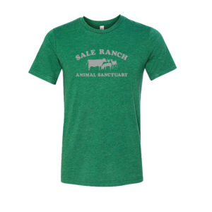 SRAS Green Logo Tee Shirt
