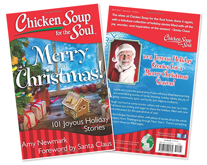 chicken soup for the soul book covers front and back