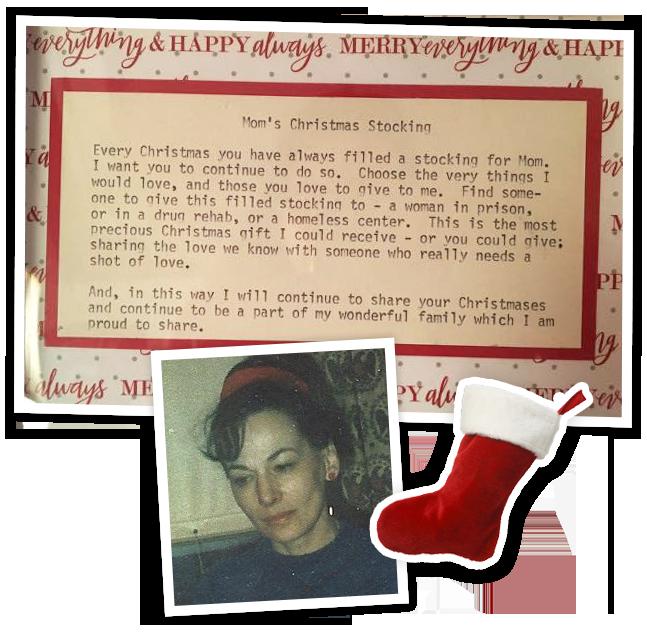 mom's christmas letter