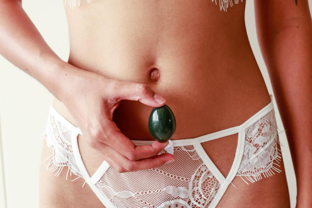 Mercedes Michaels | yoni egg nephrite jade
