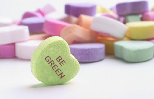 9 Ways To Have An Eco-Friendly Valentines Day!