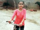This girl secures top rank against all the odds that includes bicycling to school every day which is 24km away