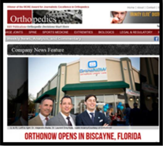 orthonow opens in key biscayne