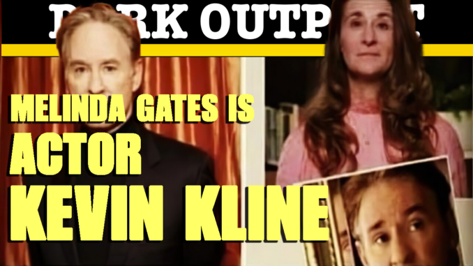 Melinda Gates Is Actor Kevin Kline