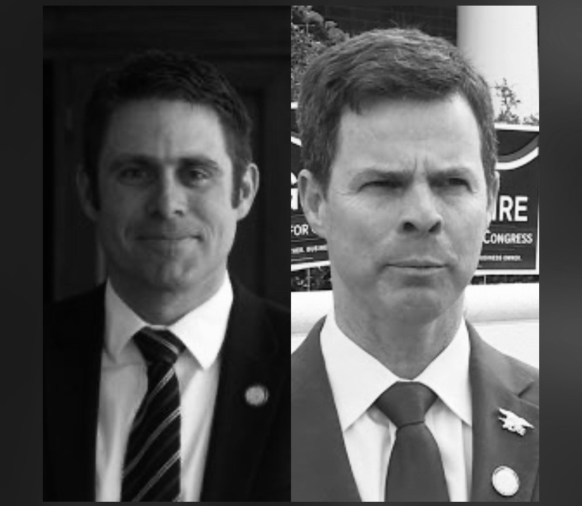 VA-07 Friendly-Fire Republicans: Freitas vs. McGuire