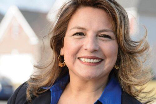 Delegate Elizabeth Guzmán is running for lieutenant governor of Virginia