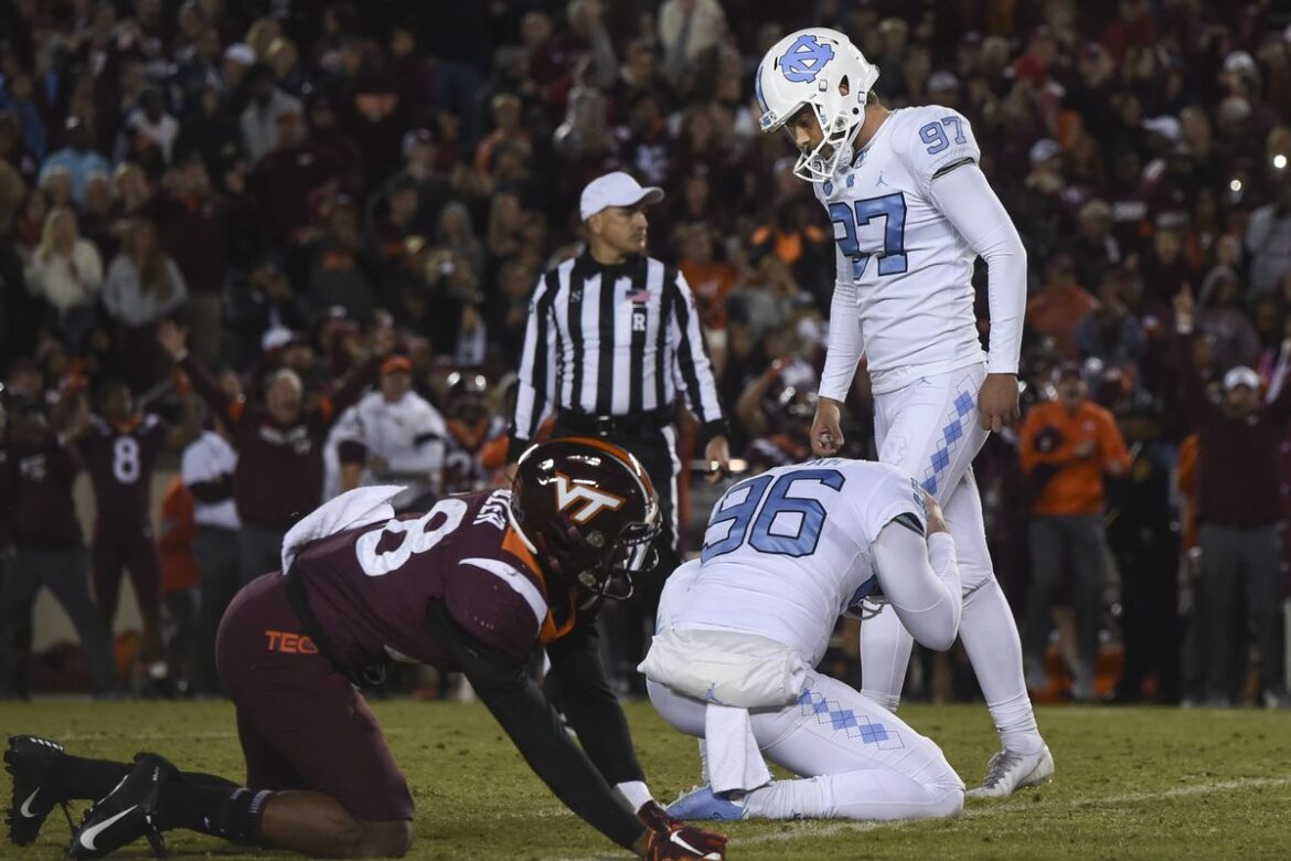 Hokies special teams performs admirably and a preview of the matchup with UNC