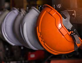Our team at Absolute Solutions is ready to help you assemble your safety equipment squad.