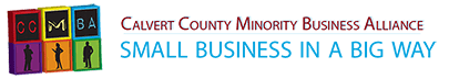 Calvert County Minority Business Alliance Logo