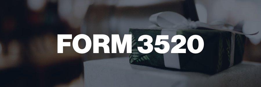 Form 3520