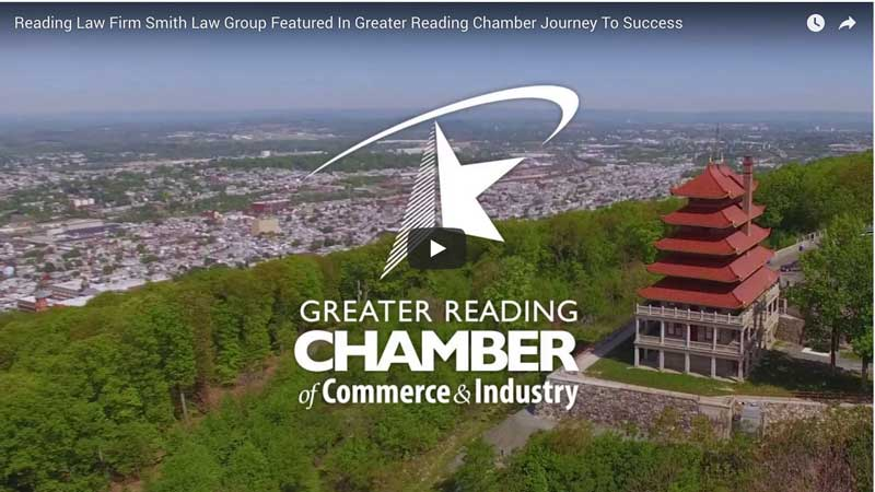 Jim Smith Featured By The Greater Reading Chamber of Commerce