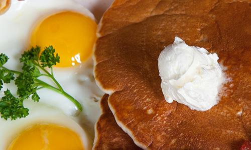 pancake-egg