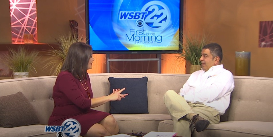 Interview: Founder of Michiana Lean talks robotics and Technology Day