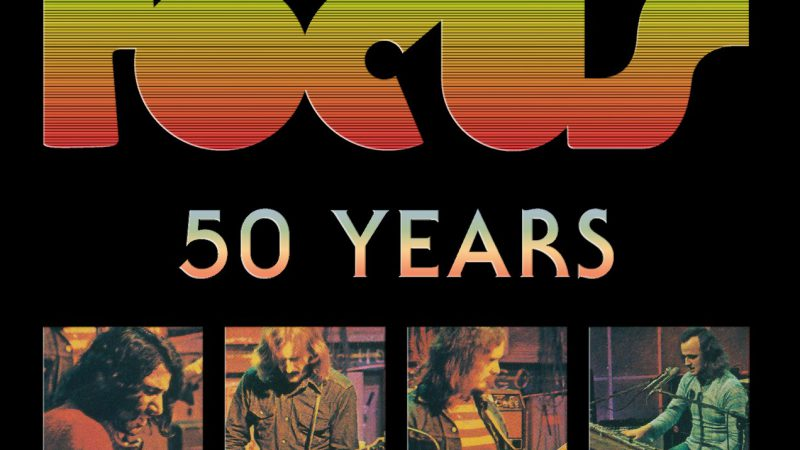 Focus Gets 9CD/2DVD Anthology Box – 50 Years: Anthology 1970-1976