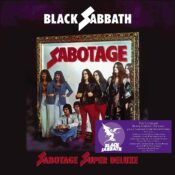 Black Sabbath To Reissue Sabotage With 4CD and 4LP Box Sets