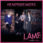 Johnny Thunders' Heartbreakers Classic, L.A.M.F. Reissues As 2CD Box