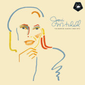 Joni Mitchell Classics Arriving In Box and in RSD LP