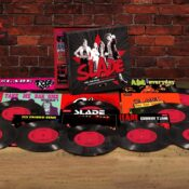 BMG To Re-Release Limited Edition Slade 7″ Vinyl Box, Feel The Noize: The Singlez Box! For North America