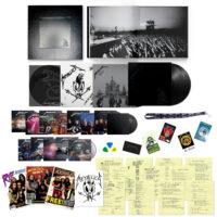 Metallica Celebrates 30 Year Anniversary of Black Album With Reissues