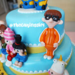despicable me characters figurines tutorial