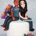 engagement sri lanka wedding cake
