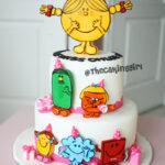 little miss sunshine birthday cake Roger Hargreaves
