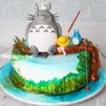best totoro cake designs
