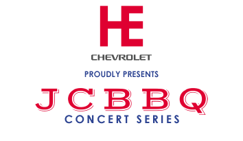 Herb Easley Chevrolet Proudly Presents JCBBQ Concert Series