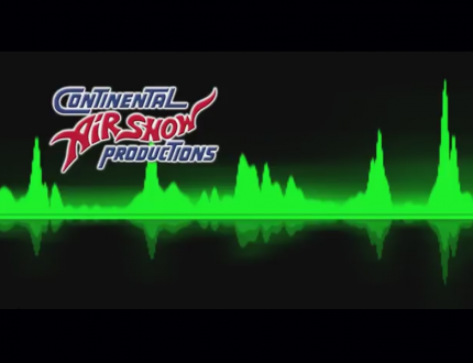 Continental Air Show Productions Audio Spot 2