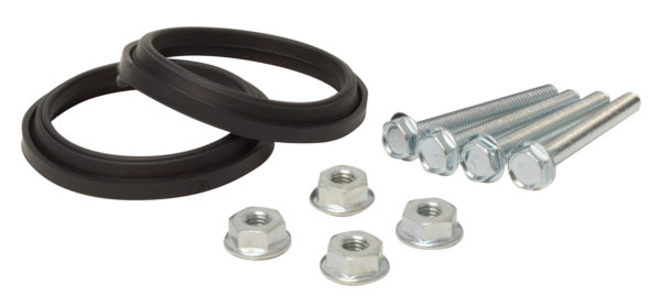 """1-1/2"""" Gate Seal and Hardware Bagged"""