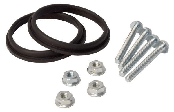"""2"""" Gate Seal and Hardware Bagged"""