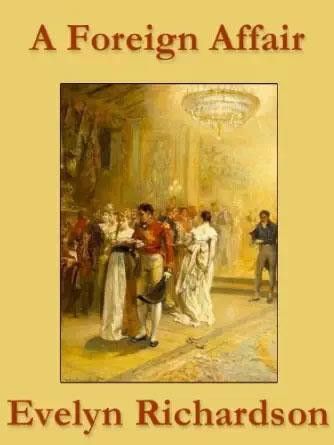 Book Cover: A Foreign Affair