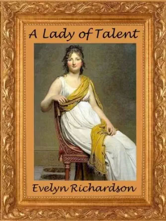 Book Cover: A Lady of Talent