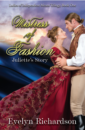 Book Cover: Mistress of Fashion