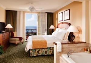 Marriott's Newport Coast Villas Master Bedroom