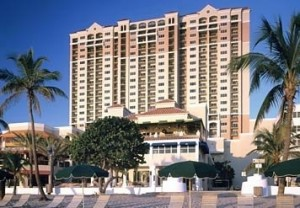 Marriott BeachPlace Towers Exterior
