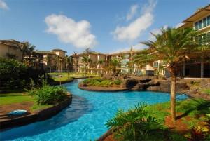 Westin Princeville Ocean Resort Villas Swimming Pool