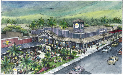 The Outlets of Maui is Open