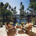 Marriott Maui Ocean Club Relaxing