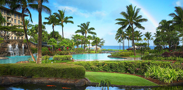 Westin Kaanapali Different features between the three Westin timeshare resorts