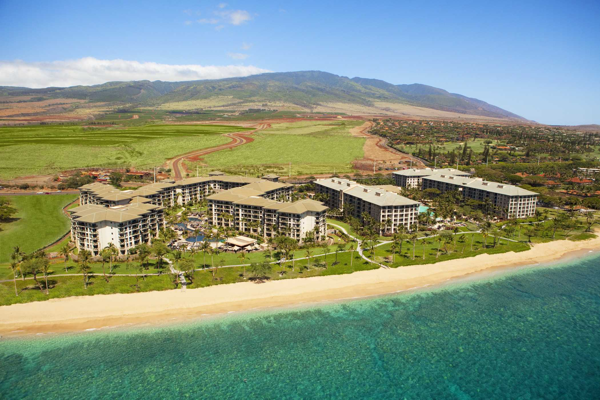 Westin Kaanapali Ocean Resort Villas 2018 Maintenance Fees