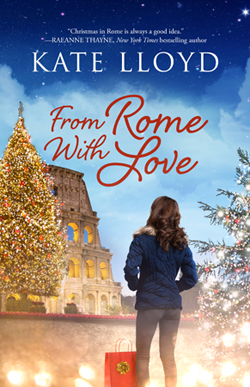 Cover of From Rome With Love by Kate Lloyd