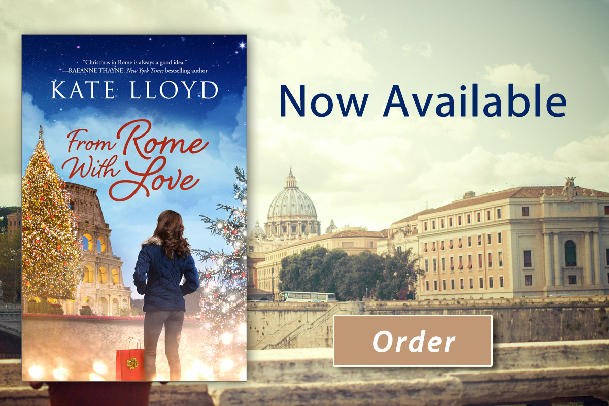 From Rome With Love by Kate Lloyd now available