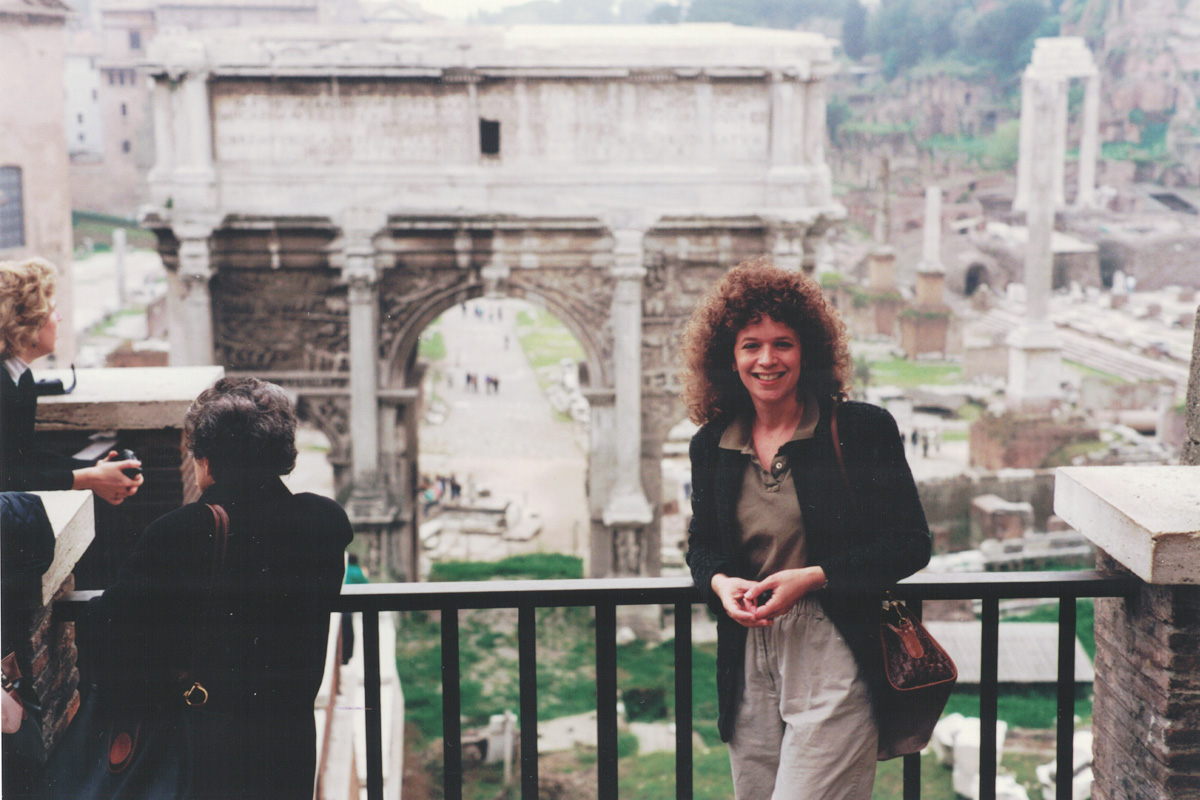 Writing about glorious Rome where I've spent much time is fun!